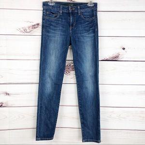 J117 Joe's skinny ankle melodie jeans